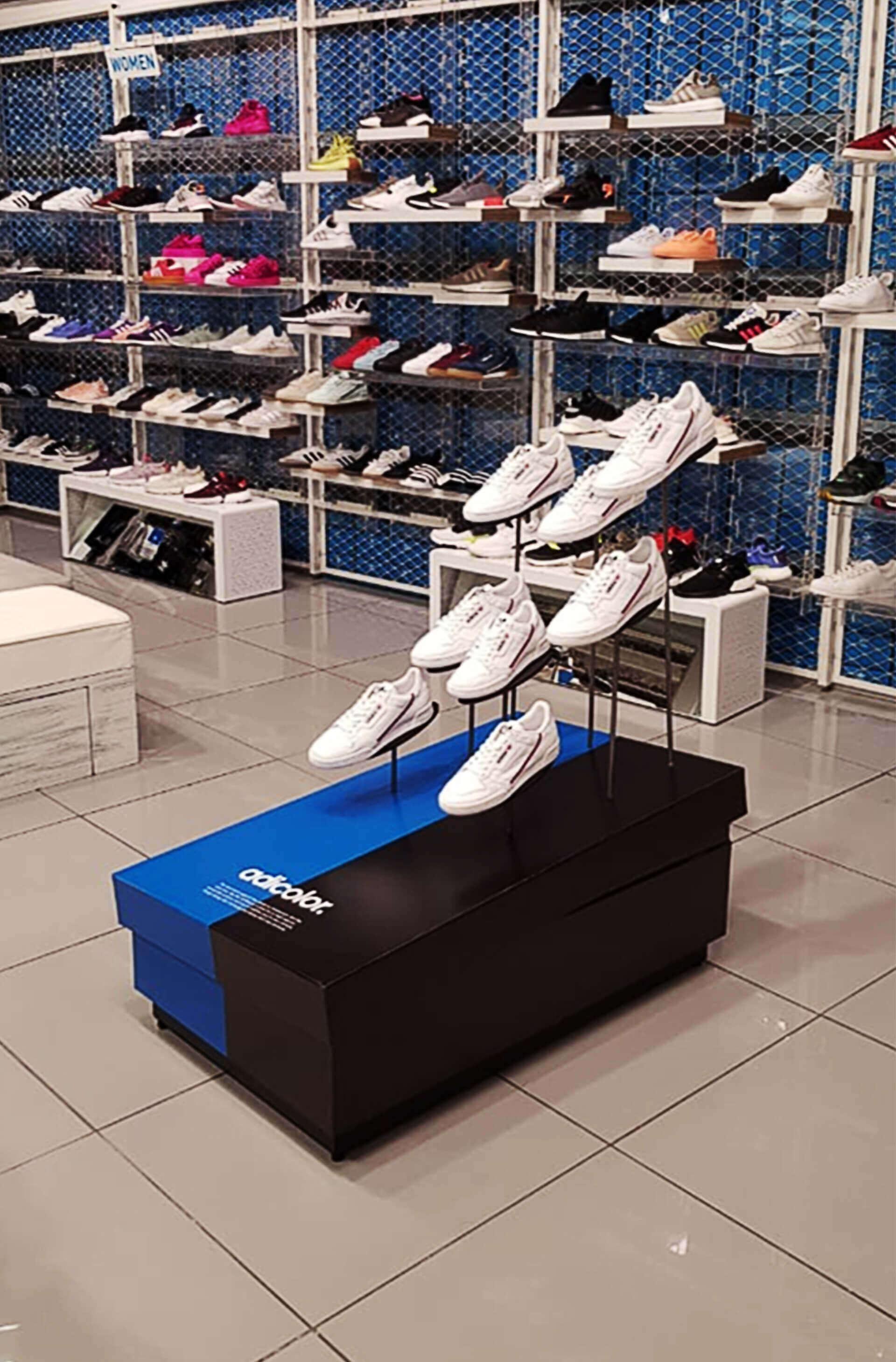 Adidas - Adi Colour -Main Shoe Box Stand Side