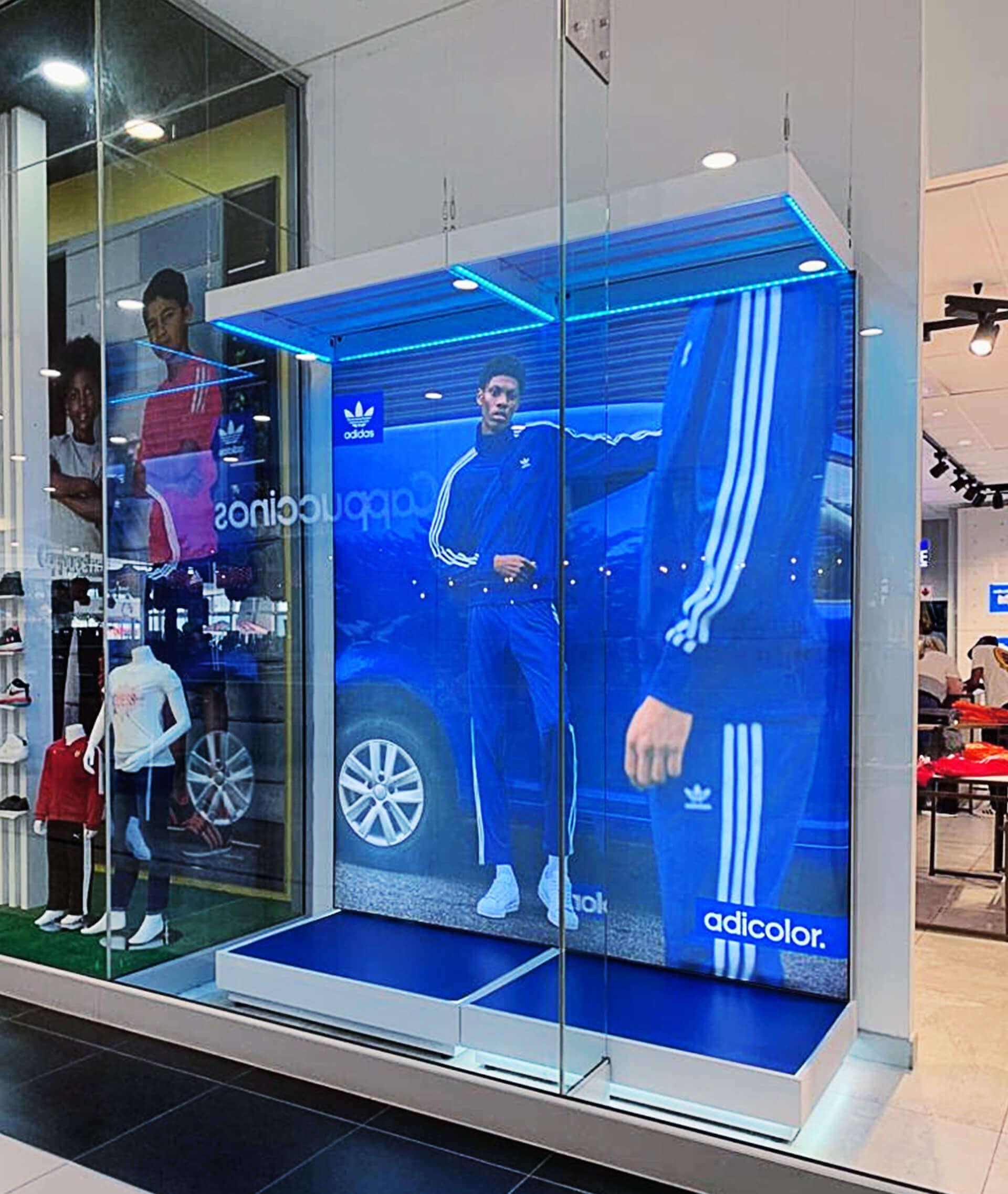 Adidas - Adi Colour - Window