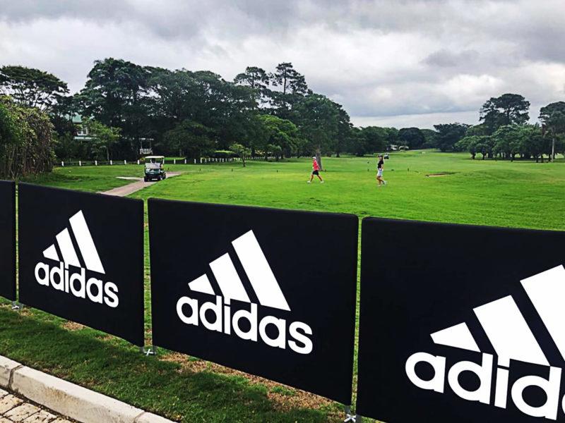Adidas - Golf Outside Field Branding 4