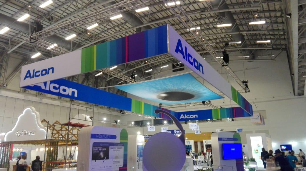 3 – exhibition overhead installation