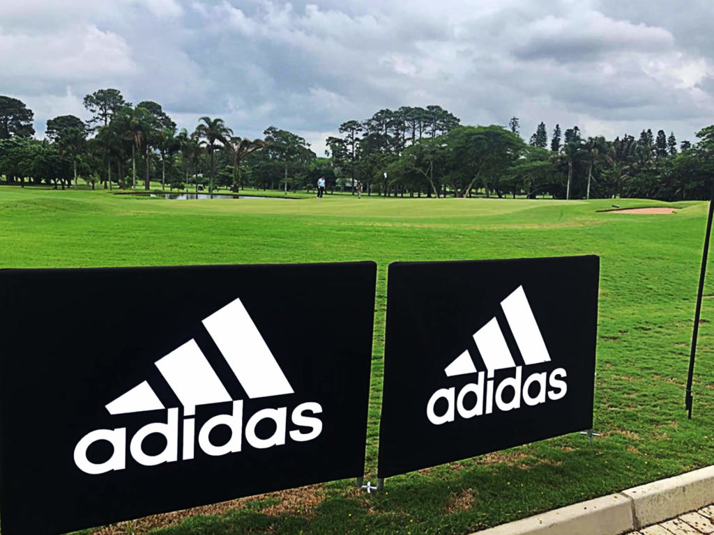 Adidas - Golf Outside Field Branding 1