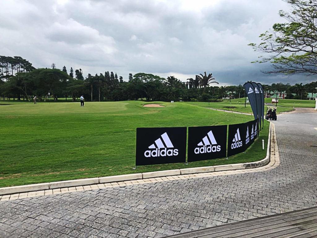 Adidas - Golf Outside Field Branding 2